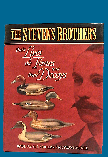 Stevens decoy book by Muller