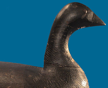 Outstanding all original Brant by Ira Hudson, Chincoteague Island, VA