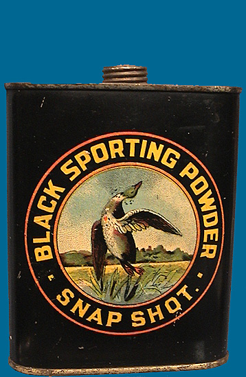 Black Sporting Powder