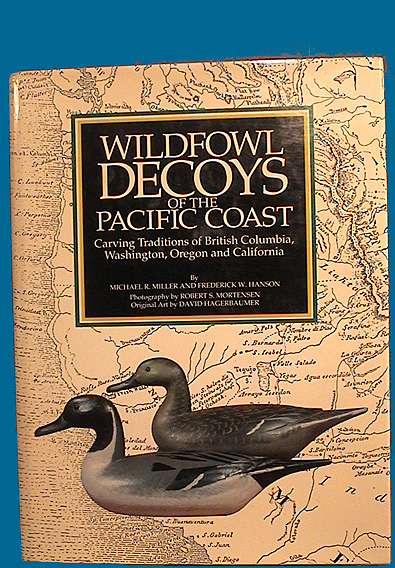 Pacific Coast decoy book