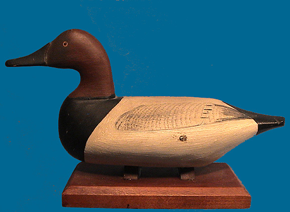 Decoys further Wooden Fish Decoys together with Duck Carvings additionally 7 Brook Trout Fish Spearing Decoy  Handcarved An 66 C 0884484823 together with McNamaraBIO. on oscar peterson decoys