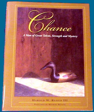 Chance decoy book