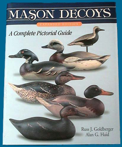 Mason Decoys book