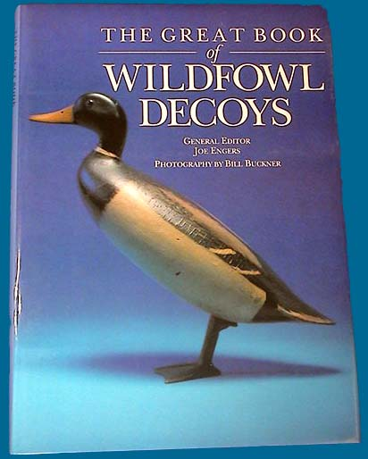 Great Book of Wildfowl decoys
