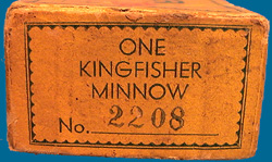 Kingfisher box end