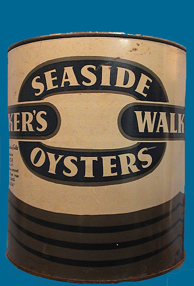 WALKERS SEASIDE OYSTER Co