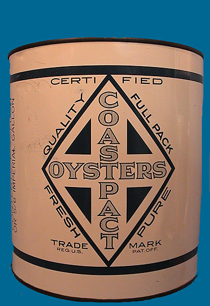 COASTPACT Oysters